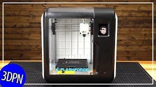 Flashforge Adventurer 3 3D Printer Review