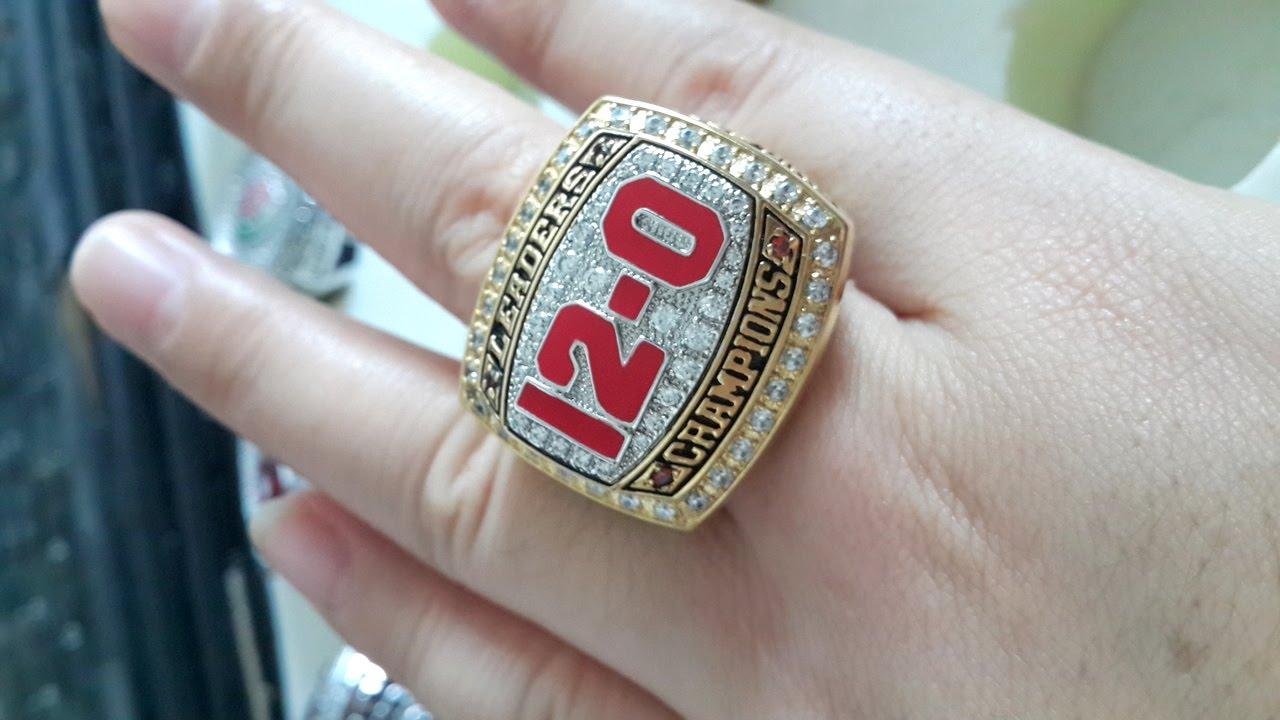 Arizona State Class Ring