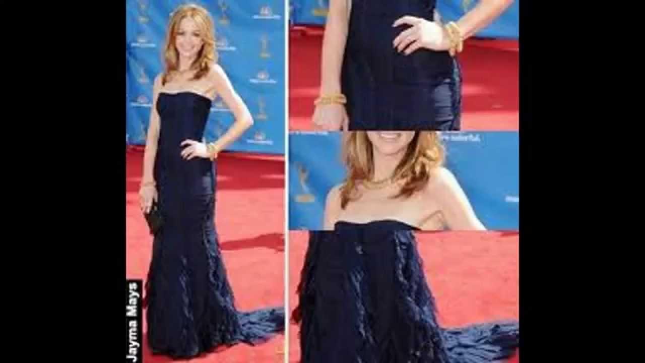 Vestido longo tomara que caia azul marinho