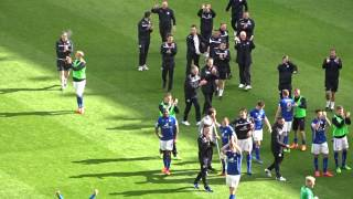 Video Gol Pertandingan Sunderland vs Leicester City