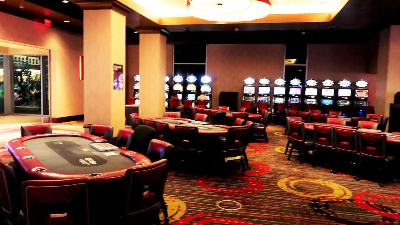R.I.P. Linq Poker Room - YouTube