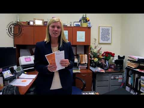 Coastal Carolina Community College Campus Fund Drive Packets