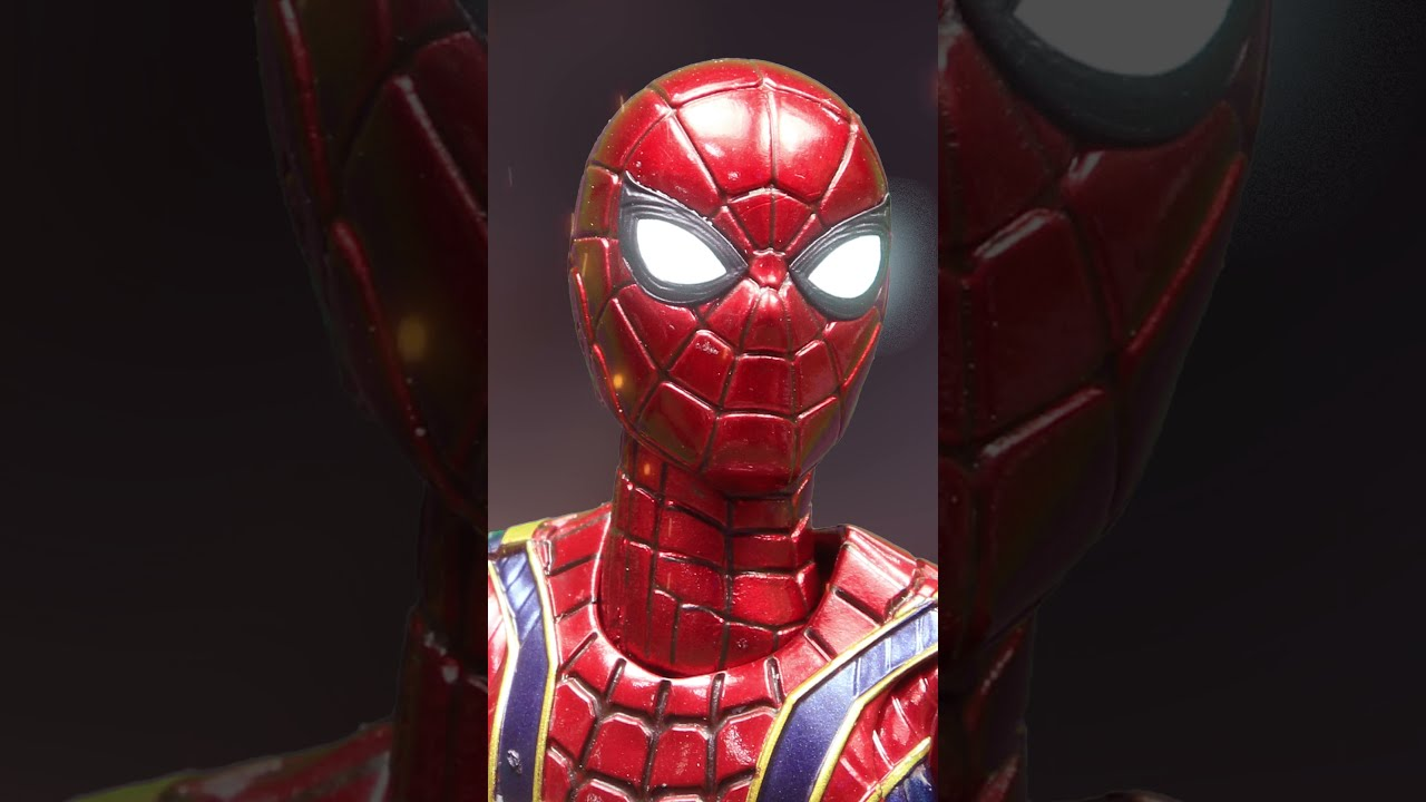Iron Spider-Man activated Instant Kill #Shorts