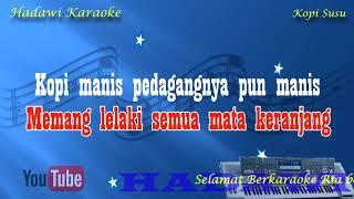 Download Karaoke Dangdut KOPI SUSU - MANSYUR S Ft Elvi Sukaesih (Karaoke Tanpa vokal)