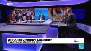 Affaire Vincent Lambert : fin de vie, une décision qui divise