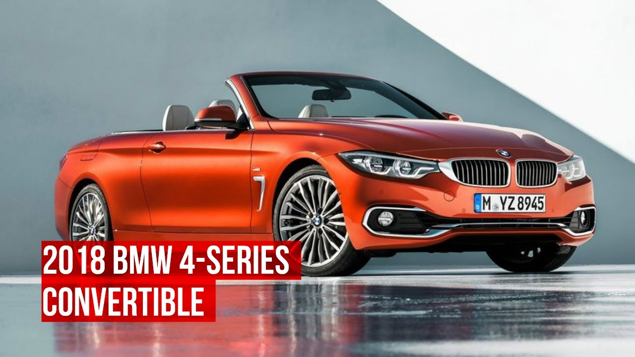 2018 bmw 4 series convertible youtube. Black Bedroom Furniture Sets. Home Design Ideas