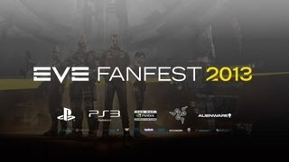 EVE Fanfest 2013: DUST 514 Progression and Gear