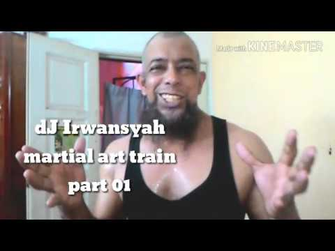 Martial Art Training by dJ Irwansyah