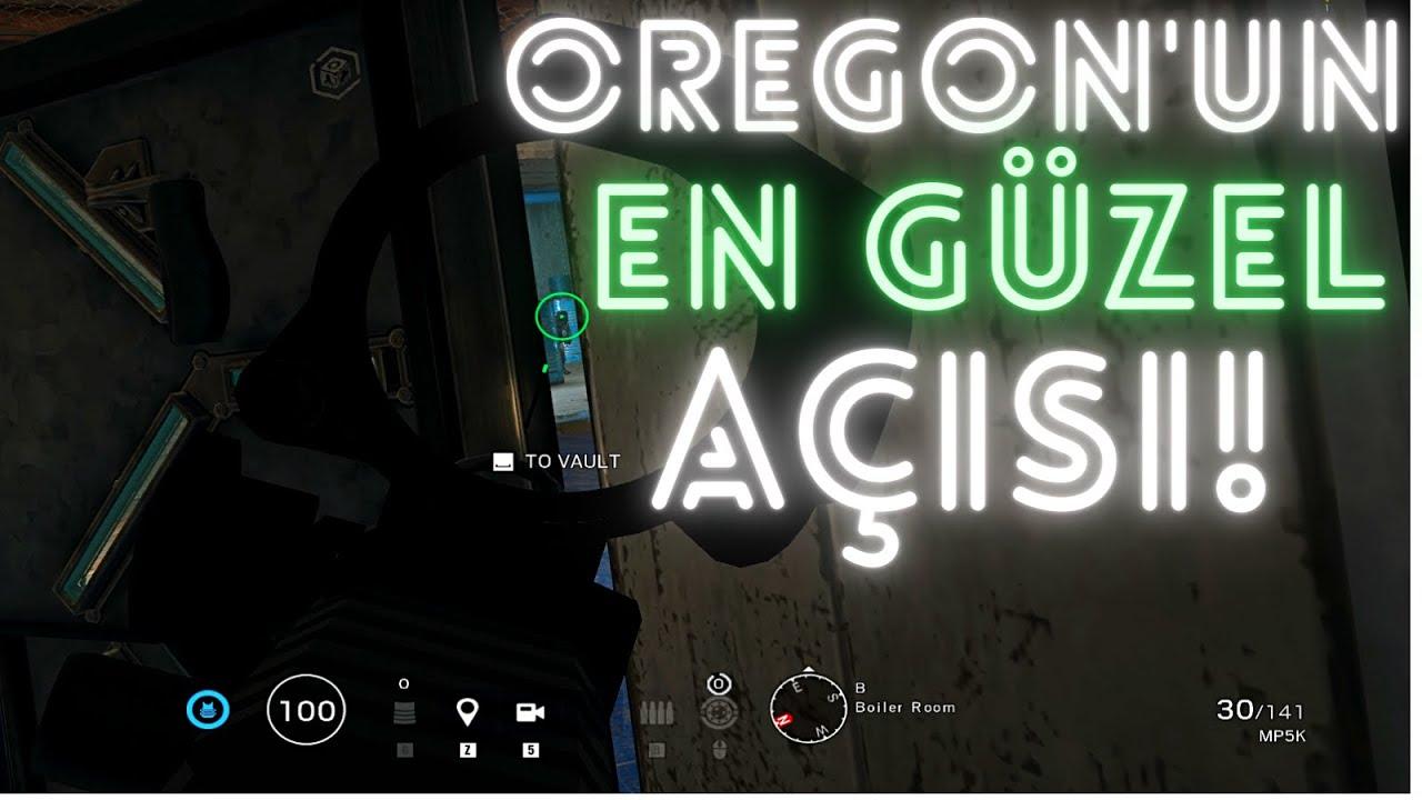 OREGON'UN VAZGEÇİLMEZ OPERATÖRÜ WAMAI! - Rainbow Six Siege