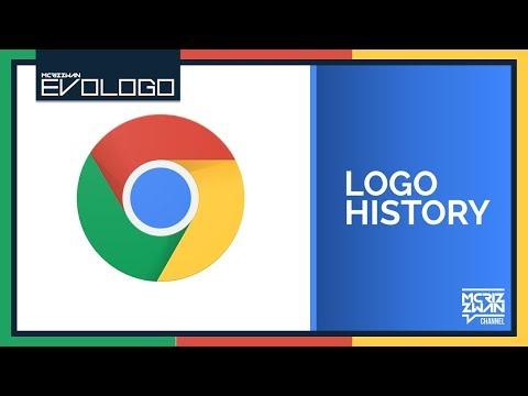 Google Chrome Logo History | Evologo [Evolution of Logo]