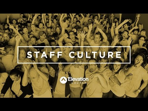 This isn't a career, it's a calling. - Jobs at Elevation Church