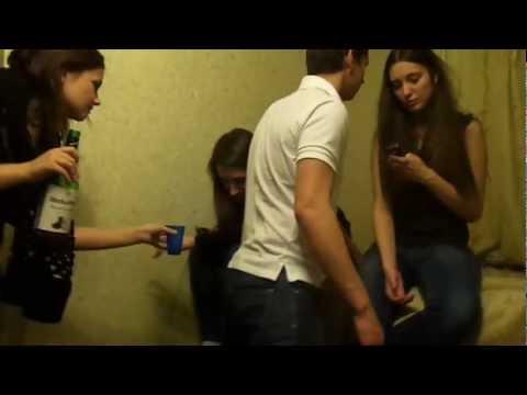 алкогольное опьянение !