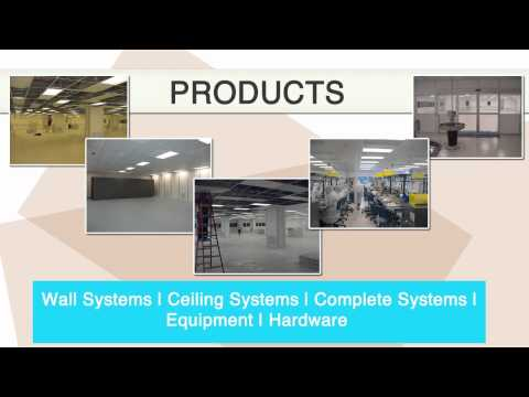 American Cleanroom Systems - An Introduction