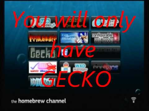 how to download homebrew on wii