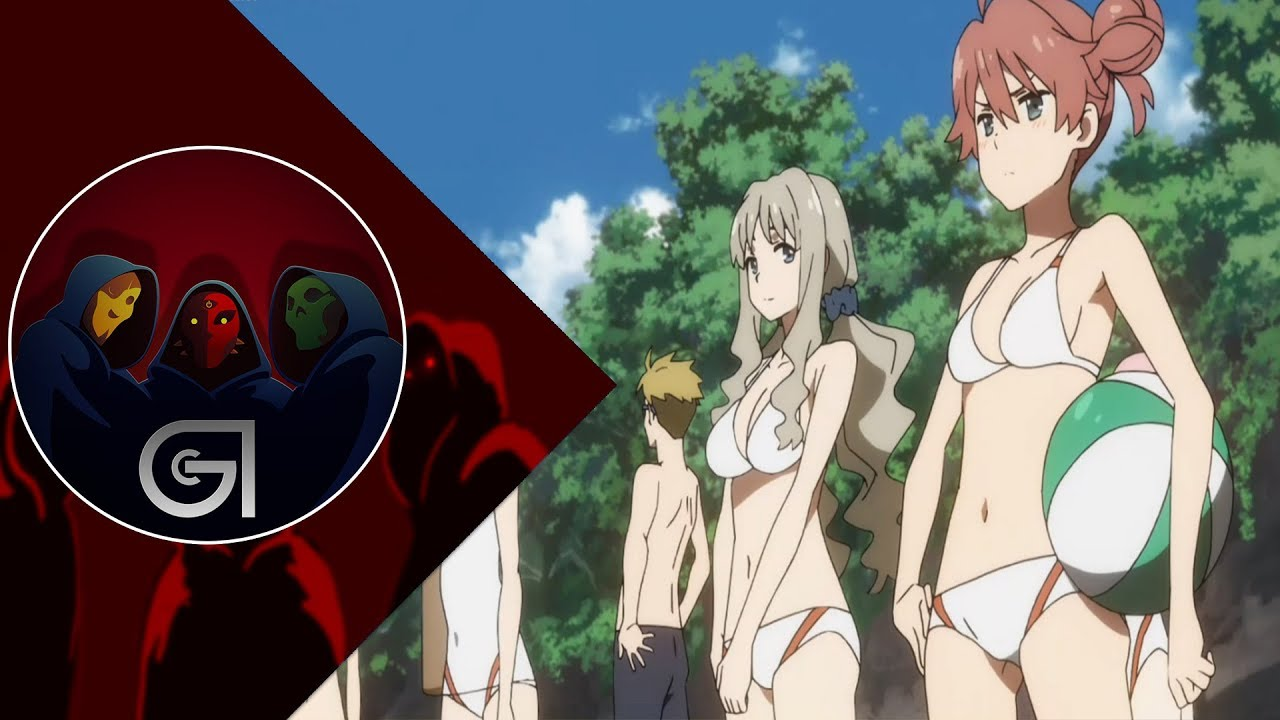 Anime Boobs Beaches Darling In The Frankxx Episode 7 Review