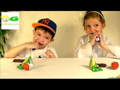 Челлендж без большого пальца. Челлендж для детей.