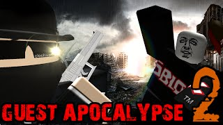 Guest Apocalypse 2 - A ROBLOX Machinima