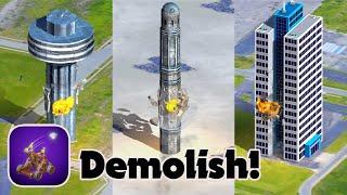 Demolish! (By Voodoo) - Gameplay Level 1-20