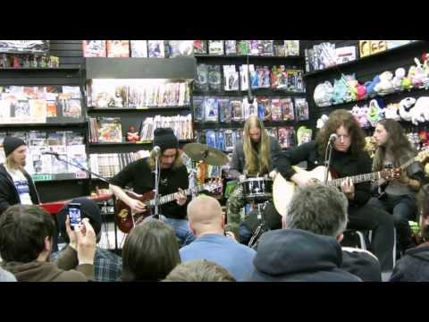 Opeth - Credence (Record Store Day Performance 2013)