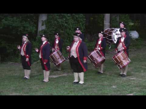 Moodus Drum and Fife at the Company of Fifers and Drummers