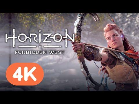 Horizon 2: Forbidden West - Official Reveal Trailer   PS5 Reveal Event