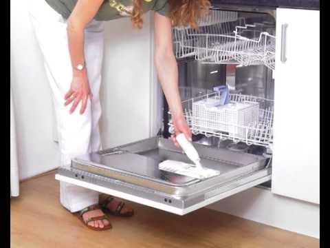 Средство для очистки посудомоечных и стиральных машин