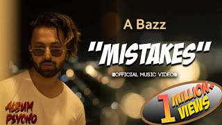 A bazz - MISTAKES | Official Video | Album Psycho |