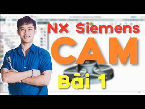 [NX Siemens CAM]