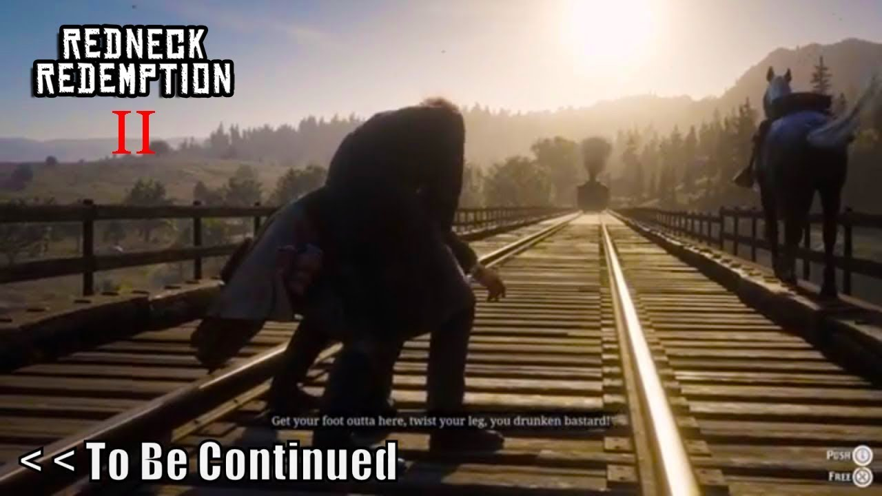 To Be Continued RDR 2 Compilation - Red Dead Redemption 2 To be continued memes