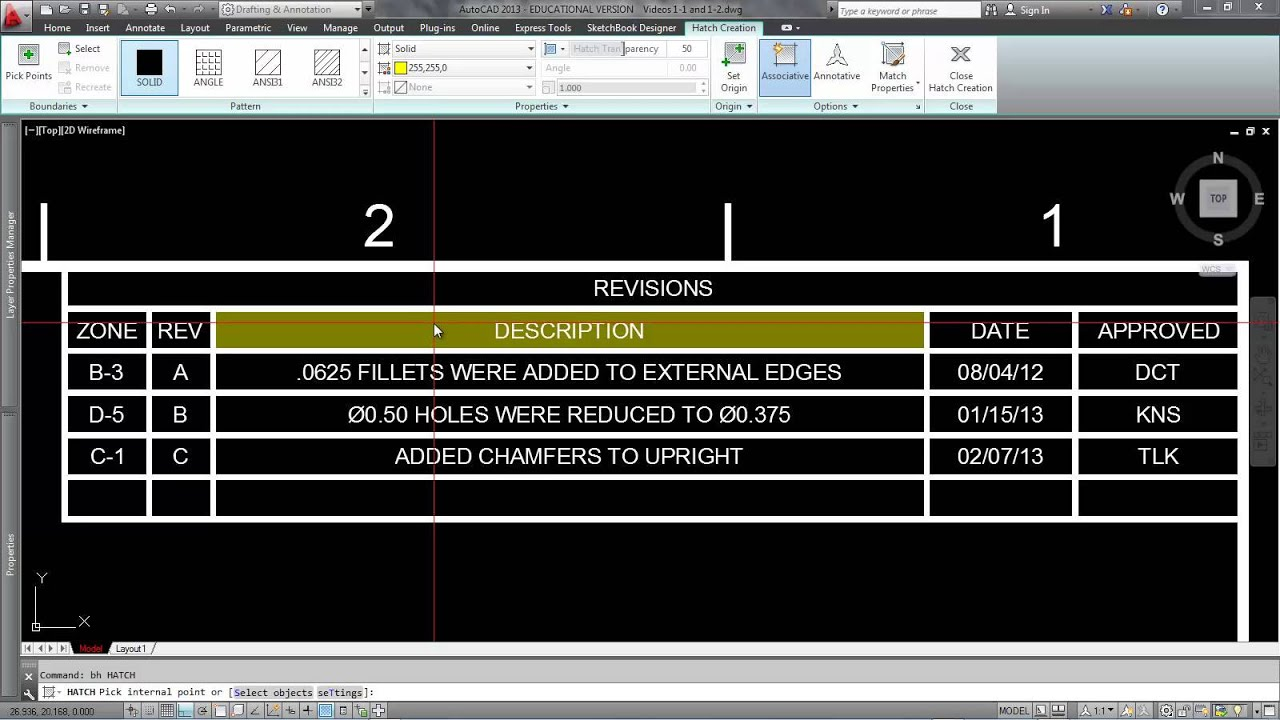 history of auto cad Autocad dxf (drawing interchange format, or drawing exchange format) is a cad data file format developed by autodesk for enabling data interoperability between autocad and other programs.