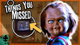 20 Things You Missed In Child's Play (1988)