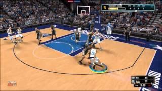 NBA 2K13 My Player Gameplay (Full Game PC)