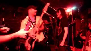 DEATHRAID live @ Köpi, Berlin - 29.09.2010 (pt. 1/4)