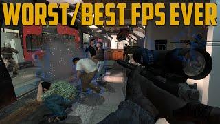 WORST/BEST FPS EVER (Tactical Intervention)