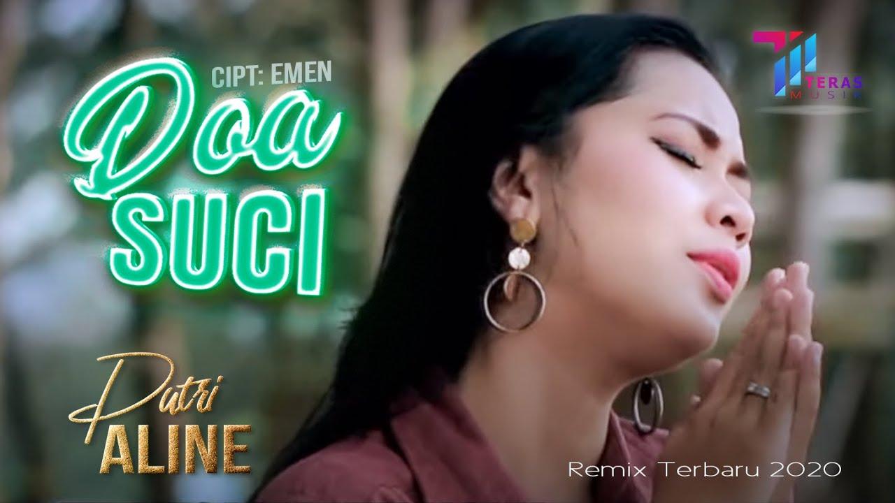 Putri Aline - DO'A SUCI [Official Music Video]
