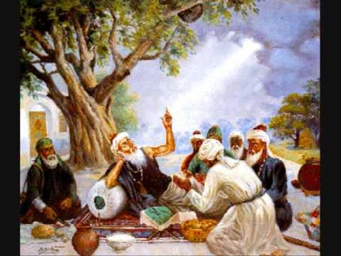Nusrat Fateh Ali Khan - Turia Turia Ja...