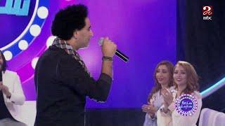 المطرب مصطفى شوقي يغني