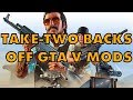 Rockstar Gets Take Two To Back Off Gta V Modders video