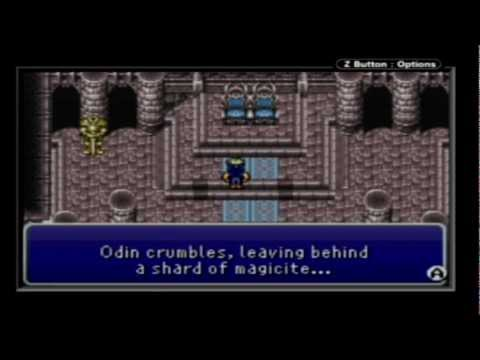 Let's Play Final Fantasy 6 Advance Walkthrough Part 50 (Ancient Castle)