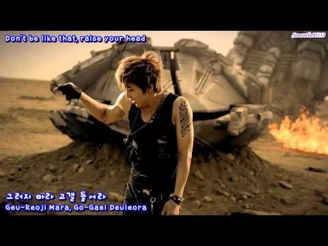 [HD] B.A.P - POWER MV [Hangul + Romanization + English Lyrics/Subs]