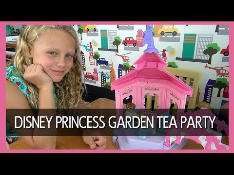 BG Toy Review: Disney Princess Fisher Price Little People Garden Tea Party