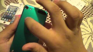 Unboxing and First Impressions: iPod touch 5th Generation (64GB Blue)