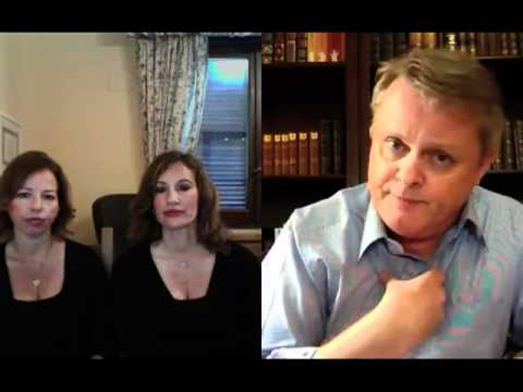 Hypnosis and NLP: The English Sisters Chat-view Interview with Stephen Brooks