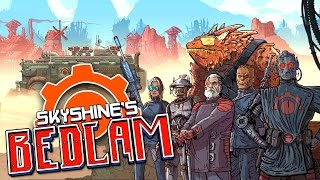 Skyshine's BEDLAM • PC gameplay presentation + review • 1080p 60FPS •