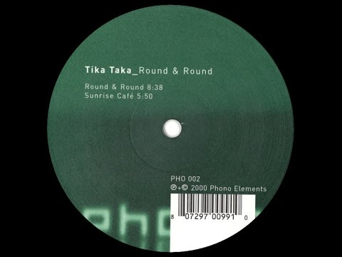 Tika Taka - Round & Round