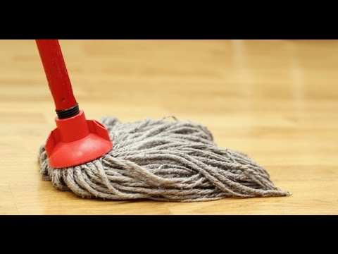 C mo limpiar el suelo de madera youtube - Productos para limpiar madera ...