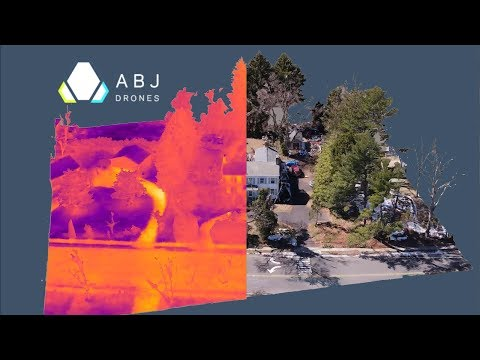 Drone Thermal Mapping / Inspections - Thermal Imaging Services (Globally)