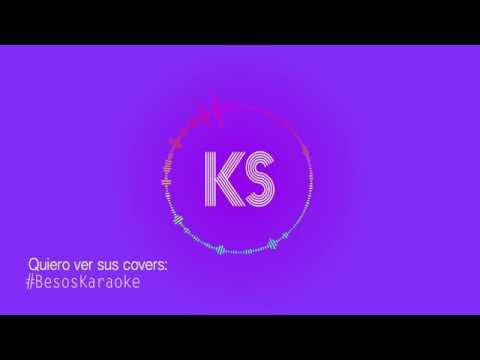 Karaoke Besos de Cenizas