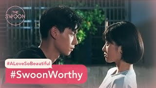 Download A Love So Beautiful #SwoonWorthy moments with Hu Yitian and Shen Yue [ENG SUB]