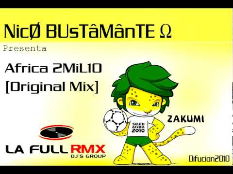 Nico Bustamante - Africa 2MiL10 - (Original Mix).mpg streaming vf